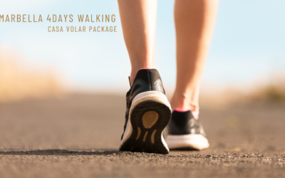 Marbella 4 days walking – casa volar package